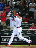 Atlanta, GA - June 17: Freddie Freeman Photographic Print