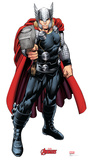 Thor - Marvel Avengers Assemble Lifesize Standup Cardboard Cutouts