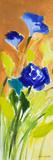 Bleu Bella I Poster by Lanie Loreth