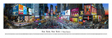 New York, New York - Times Square Prints by James Blakeway