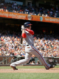 San Francisco, CA - May 22: Bryce Harper Photographic Print