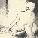 Figurative Woman I Print by Lanie Loreth