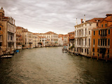 Venetian Canals II Print by Emily Navas
