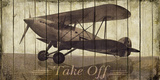 Take Off Print by Merri Pattinian