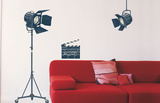Cinema Wall Decals Wall Decal
