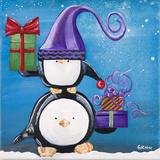 Paddison & Friends II Plakat autor Gina Ritter