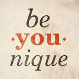 Be-you-nique Print