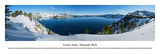 Crater Lake National Park Print by James Blakeway
