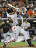 San Diego, CA - July 12: Buster Posey Photographic Print