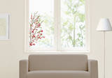 Apple Tree Window Decal Stickers Window Decal