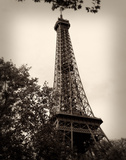 Last Day in Paris II Print by Emily Navas