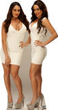 Bella Twins - WWE Lifesize Standup Cardboard Cutouts