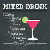 Mixed Drink Posters