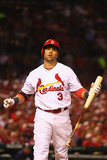 St. Louis, MO - May 17: Carlos Beltran Photographic Print