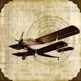 Flight Plans II Poster by Michael Marcon