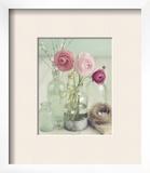 Blooming Bottles Prints by Mandy Lynne