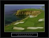Challenge: Golf Print