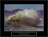 Purpose: Wave Posters by Craig Tuttle