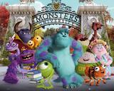 Monsters University Cast Posters