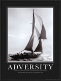 Adversidad Póster