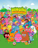 Moshi Monsters Monsters Prints