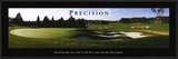 Precision: Golf Prints by Bruce Curtis