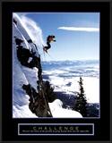 Challenge: Skier Art