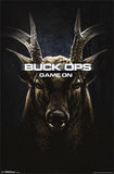 Buck Wear - Buck Ops Hunting Poster Poster