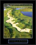 Challenge: Golf II Posters