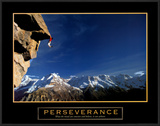 Perseverance: Cliffhanger Posters