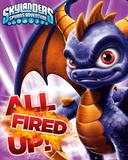 Skylanders Spyro Poster