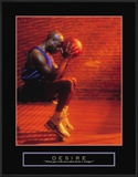 Desire: Basketball Poster