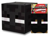 Minecraft Enderman Head Maske