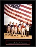 Pride: American Flag Prints