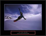 Vision: Snowboarder Prints