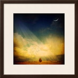 Echo of a Sigh Framed Photographic Print by Philippe Sainte-Laudy