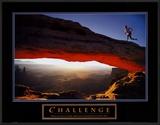 Challenge: Runner Poster