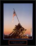 Fortitude: Iwo Jima Posters by Vito Palmisano