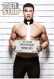 Keith Mugshot Men of the Strip Pin-up Poster Prints