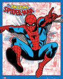 Marvel Spiderman Prints