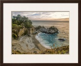 Mcway Falls Three Framed Photographic Print by Josh Whalen