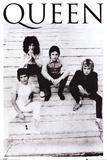 Queen - Brazil 81 - Poster