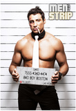 Garo - Mugshot Men of the Strip Pin-up Poster Photo