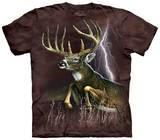 Deer Lightning Shirts