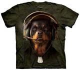 DJ Sarge T-shirts