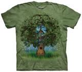 Guitar Tree - T shirt