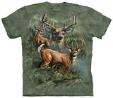 Deer Collage Tshirt