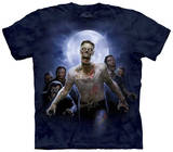 Zombie Horde T-shirts