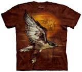 Hawk Sun T-Shirts