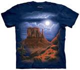 Desert Nightscape - T shirt